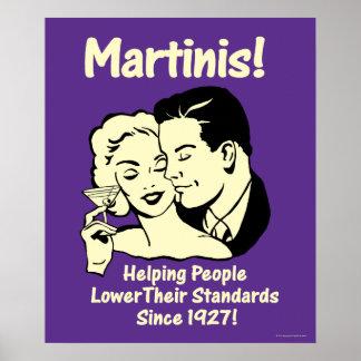 マルティーニ: より低い標準の救済 ポスター