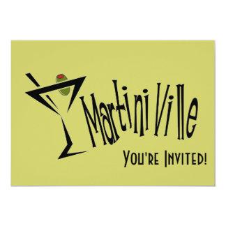 マルティーニVille カード
