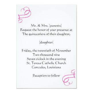 マルメロの招待 カード