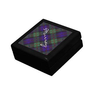 マレーのスコットランド人のタータンチェック ギフトボックス