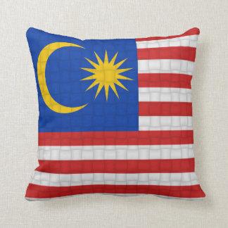 マレーシアのマレーシア人の旗 クッション