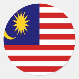 マレーシアの人々 ラウンドシール