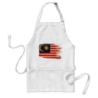マレーシアの旗のエプロン スタンダードエプロン