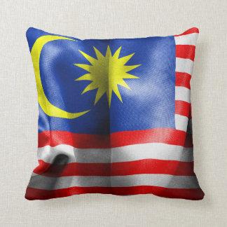 マレーシアの旗 クッション
