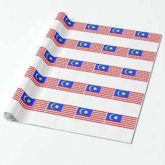 マレーシアの旗 ラッピングペーパー