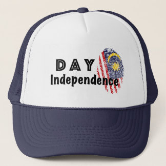 マレーシアの独立帽子 キャップ