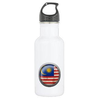 マレーシアディスクの旗 ウォーターボトル