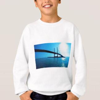 マレーシアピナン橋 スウェットシャツ