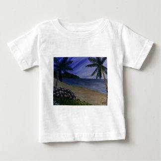 マレーシア1.JPGの海岸 ベビーTシャツ