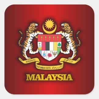 マレーシアCOA スクエアシール