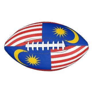 マレーシアJalur Gemilangの旗 アメリカンフットボール