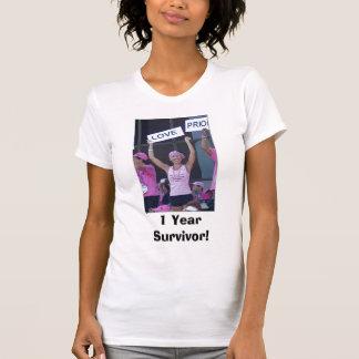 マレーネの1年の生存者! Tシャツ