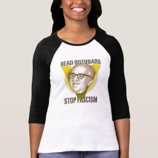 マレーRothbardの女の子のTシャツ Tシャツ