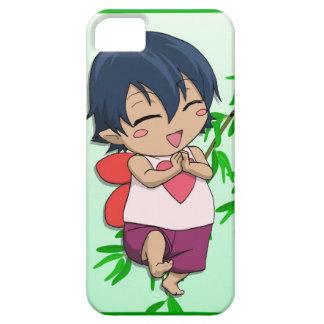 マンガの妖精は、愛妖精に会います iPhone SE/5/5s ケース