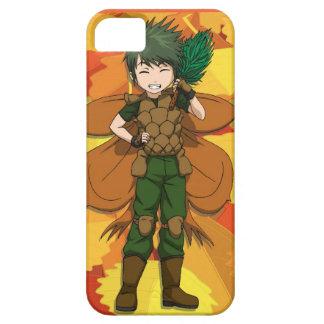 マンガの妖精、マツ円錐形の男の子 iPhone SE/5/5s ケース