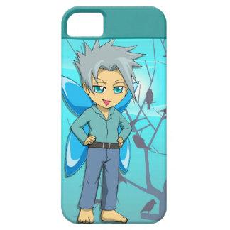 マンガの妖精、十代の妖精 iPhone SE/5/5s ケース