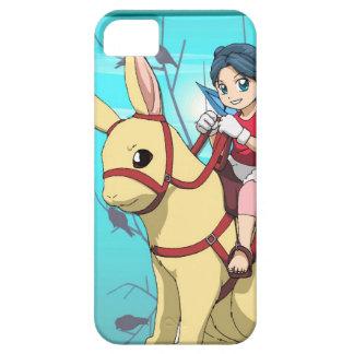 マンガの妖精、妖精のライダー iPhone SE/5/5s ケース