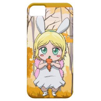 マンガの妖精、私はにんじんを愛します iPhone SE/5/5s ケース