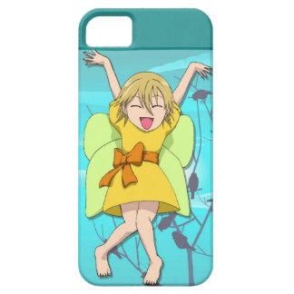 マンガの妖精、私は興奮します iPhone SE/5/5s ケース
