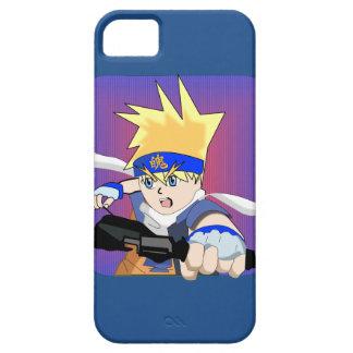 マンガの男の子の電話カバー iPhone SE/5/5s ケース