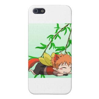 マンガのfaiies iPhone SE/5/5sケース