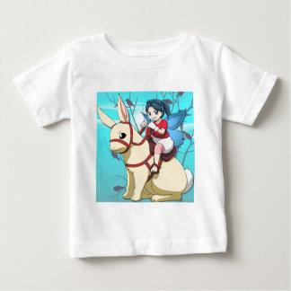 マンガのfaries ベビーTシャツ