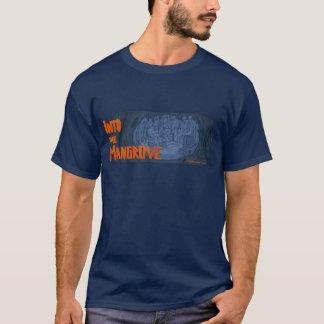 マングローブChillinに Tシャツ