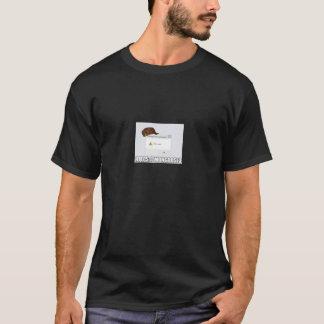 マングース Tシャツ