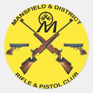 マンズフィールドおよび地区RPC ラウンドシール