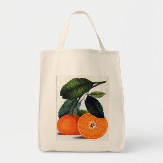 マンダリンオレンジ トートバッグ