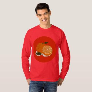 マンダリンオレンジ Tシャツ