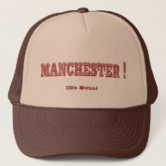 マンチェスターの帽子 キャップ