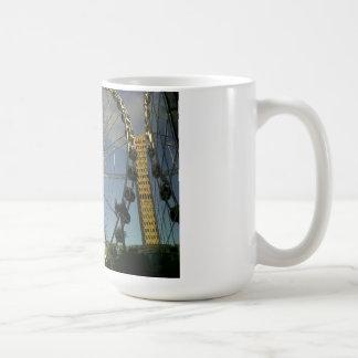 マンチェスターの車輪 コーヒーマグカップ