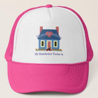 マンチェスターテリアの家はあります キャップ