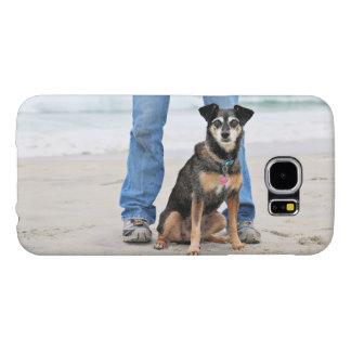 マンチェスターテリアX -ヨルダン- Derr Samsung Galaxy S6 ケース