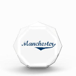 マンチェスター 表彰盾