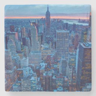 マンハッタンの超高層ビルはついています ストーンコースター