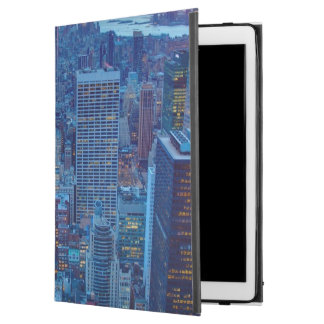 """マンハッタンの超高層ビルはついています iPad PRO 12.9"""" ケース"""