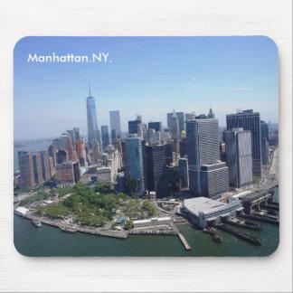 マンハッタンスカイラインニューヨーク マウスパッド