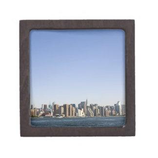 マンハッタンスカイライン、ニューヨークシティ、NY、米国 ギフトボックス