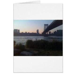 マンハッタン橋プライド カード