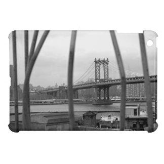 マンハッタン橋iPadの場合 iPad Miniケース