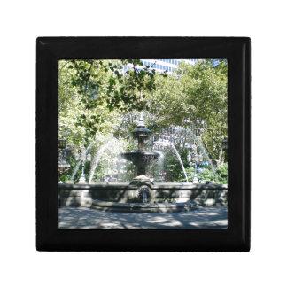 マンハッタン水噴水 ギフトボックス