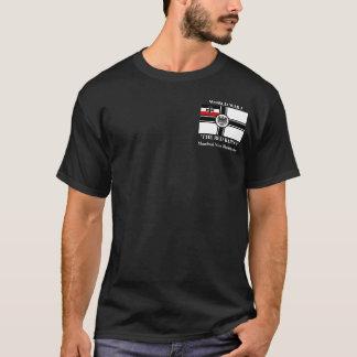 マンフレッドフォンRichthofen Tee赤い男爵 Tシャツ