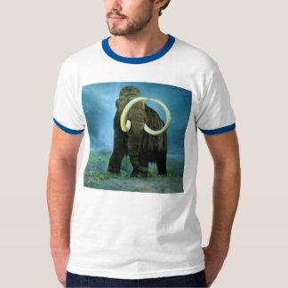 マンモスのモダンな運命 Tシャツ