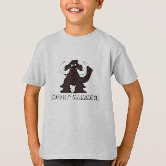 マンモスのTシャツ Tシャツ