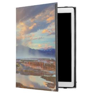"""マンモス温泉 iPad PRO 12.9"""" ケース"""