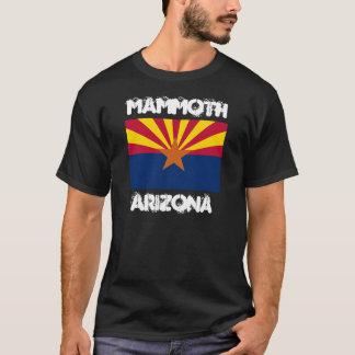 マンモス、アリゾナ Tシャツ