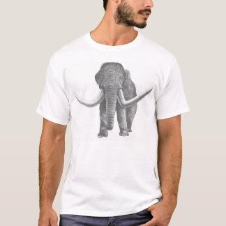 マンモス Tシャツ