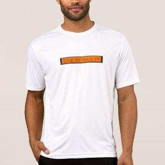 マンTTのワイシャツの島 Tシャツ